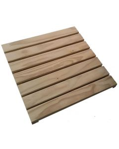 Deck Pinus Ripa 7 Natural 50x50cm